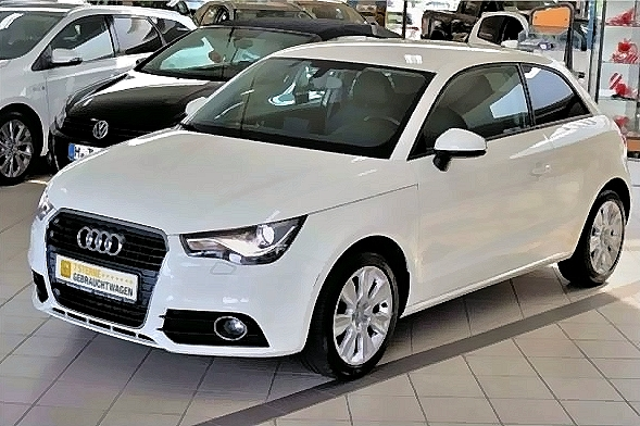 audi a1 1 6 tdi ambition hannover gebrauchtwagen g nstig. Black Bedroom Furniture Sets. Home Design Ideas