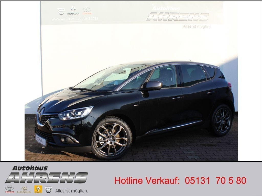 renault scenic energy dci 160 edc bose edition hannover. Black Bedroom Furniture Sets. Home Design Ideas